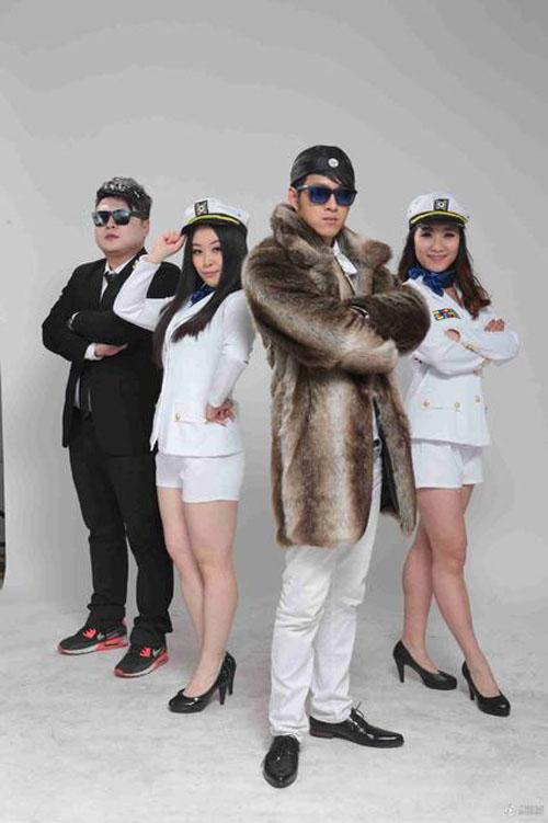 """""""Ông vua nhào lộn"""" lên ngôi China Got Talent - 3"""