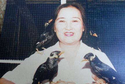 """Gặp nữ """"phù thủy"""" dạy chim đọc thơ ở Vũng Tàu - 1"""