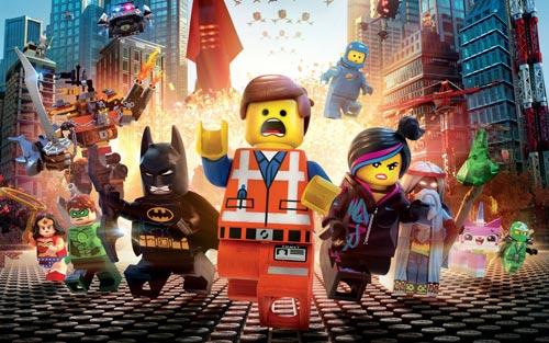 Phim hoạt hình Lego: 3 tuần quán quân phòng vé Mỹ - 1