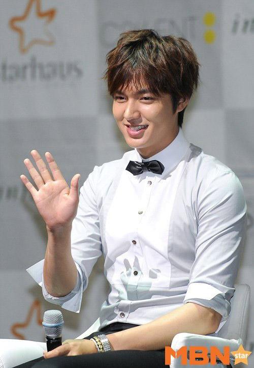 Lee Min Ho phản pháo tin đánh bạc - 1