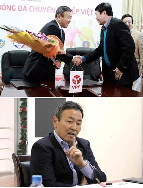Đừng bắt ông Koji làm bình phong - 1