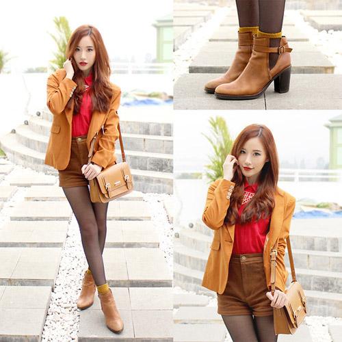 Hotgirl Indonesia mặc gì dạo phố? - 4