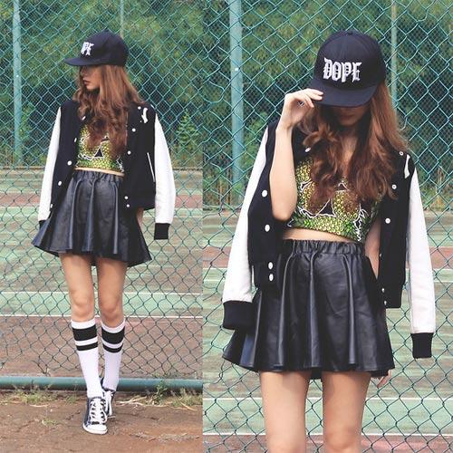 Hotgirl Indonesia mặc gì dạo phố? - 14
