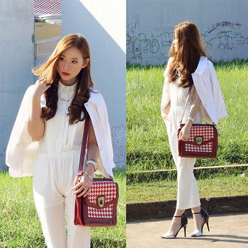 Hotgirl Indonesia mặc gì dạo phố? - 19