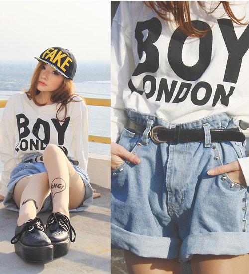 Hotgirl Indonesia mặc gì dạo phố? - 18