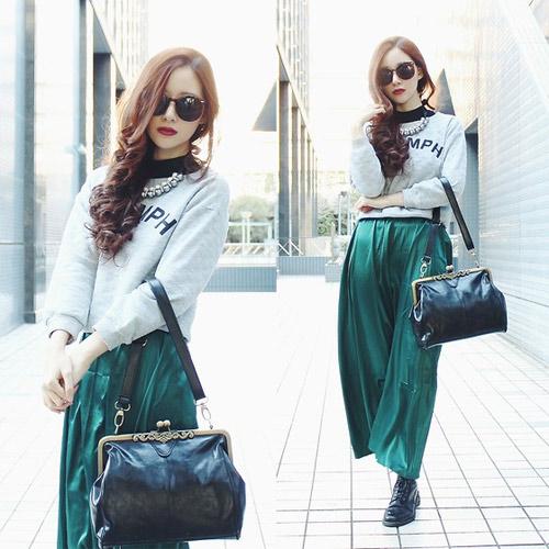Hotgirl Indonesia mặc gì dạo phố? - 8