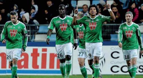 V26 Ligue 1: O.M và St-Étienne cùng thắng - 1