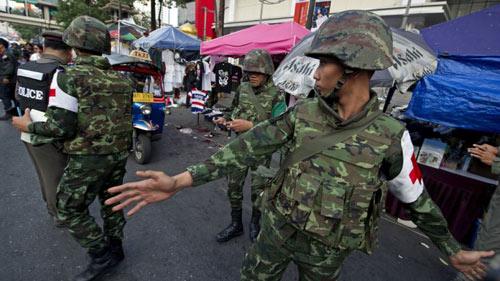 Thái Lan: Thủ tướng đã rời khỏi thủ đô Bangkok - 2