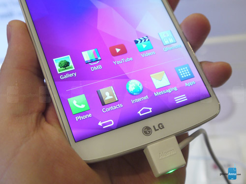 LG G Pro 2 chính thức trình làng tại MWC - 3