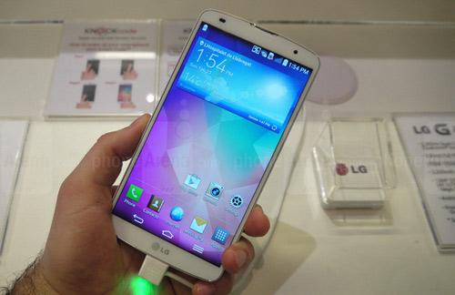 LG G Pro 2 chính thức trình làng tại MWC - 2