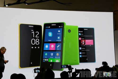 Nokia bất ngờ tung 3 mẫu smartphone chạy Android - 2