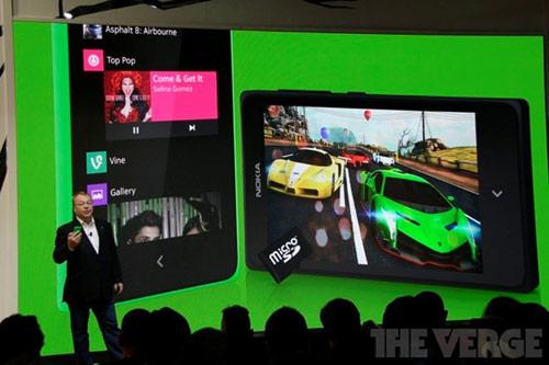 Nokia bất ngờ tung 3 mẫu smartphone chạy Android - 3