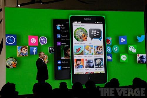 Nokia bất ngờ tung 3 mẫu smartphone chạy Android - 4