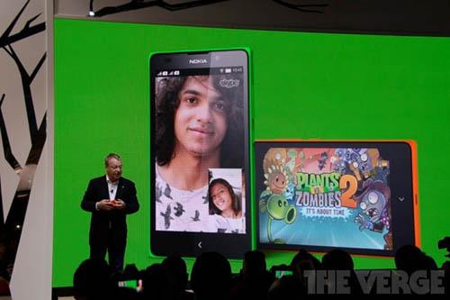 Nokia bất ngờ tung 3 mẫu smartphone chạy Android - 7