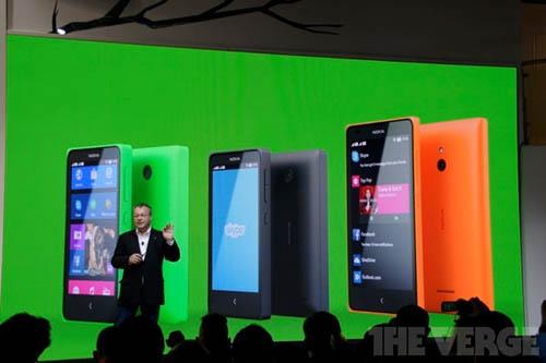 Nokia bất ngờ tung 3 mẫu smartphone chạy Android - 9