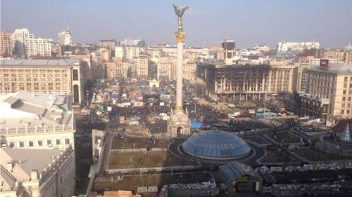Ukraine phát lệnh truy nã cựu TT Yanukovych - 2
