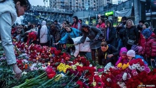 Ukraine phát lệnh truy nã cựu TT Yanukovych - 3