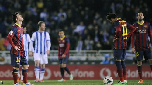 Barca: Có một Martino bất thường - 1