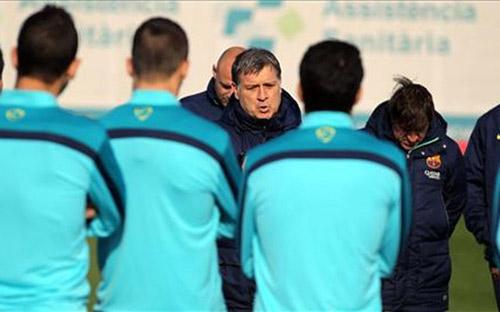 Barca: Có một Martino bất thường - 2