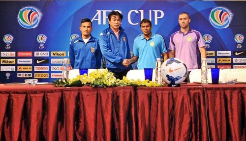 AFC Cup: HN.T&T dè dặt trước đối thủ yếu - 1