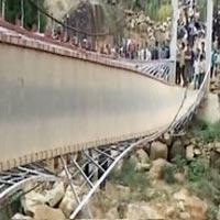 Vụ sập cầu ở Lai Châu: 8 người chết