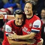 Bóng đá - Arsenal: Rosicky thay Ozil, tại sao không?