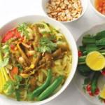 Ẩm thực - Mì lươn hương đồng nội miền Trung
