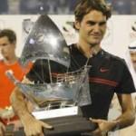 "Thể thao - Federer trở lại ""sân nhà"" Dubai (V1 Dubai)"