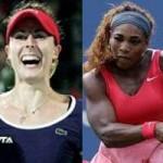 Thể thao - Pha lốp bóng phản đòn làm Serena bó tay