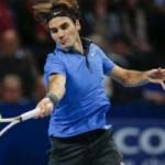 Thể thao - Federer - Becker: Trình diễn mãn nhãn (V1 Dubai)