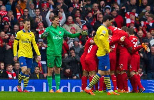 Wenger dự đoán cuộc đua Ngoại hạng Anh - 1