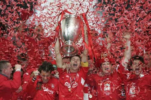 MU: Đừng mơ kì tích Liverpool 2005 - 1
