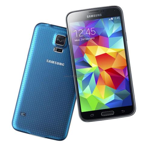 Samsung Galaxy S5 màn hình 5,1 inch trình làng - 2