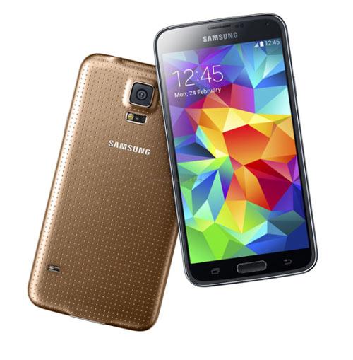 Samsung Galaxy S5 màn hình 5,1 inch trình làng - 5