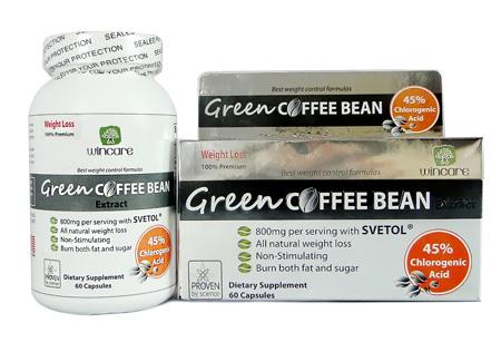 4 lợi ích khi giảm cân với Green Coffee Bean - 1