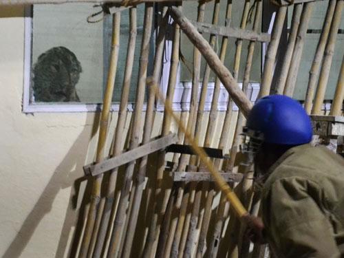 Ấn Độ: Báo hoang đuổi người náo loạn thành phố - 2