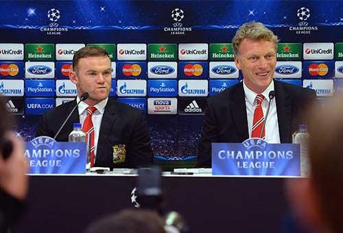 Rooney ôm mộng vô địch C1 cùng MU - 1