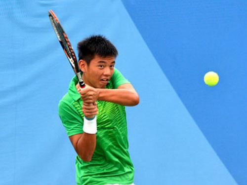 HOT: Minh Quân góp sức cho Davis Cup Việt Nam - 1