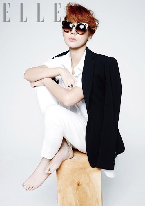 Xôn xao ca sỹ 19 tuổi làm em gái Lee Min Ho - 3