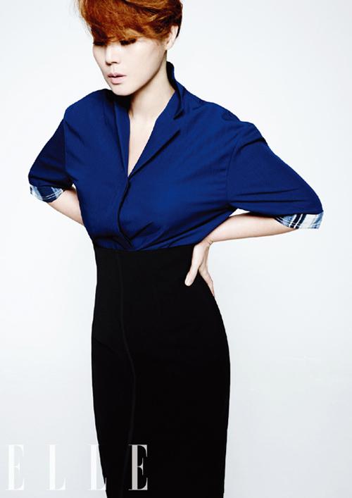 Xôn xao ca sỹ 19 tuổi làm em gái Lee Min Ho - 5