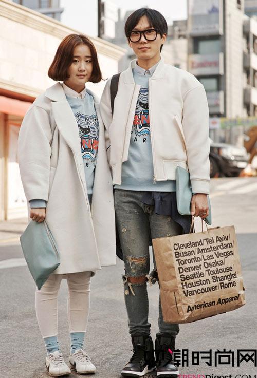 Mãn nhãn với thời trang tình yêu tại Seoul - 1