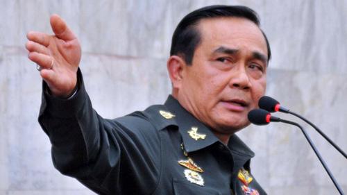 """Thái Lan: Quân đội """"đang ngả về phía chính phủ"""" - 1"""