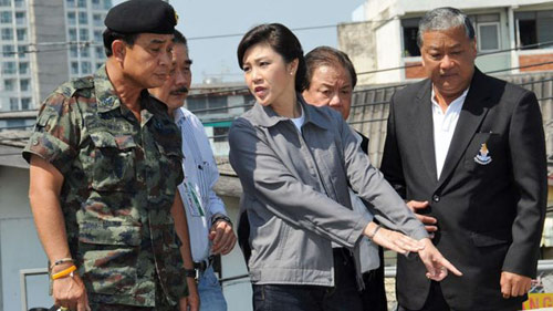 """Thái Lan: Quân đội """"đang ngả về phía chính phủ"""" - 5"""