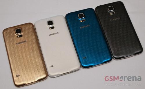 Samsung Galaxy S5 sẵn sàng lên kệ tại Mỹ - 1