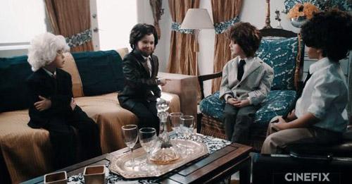 Ngộ nghĩnh clip giới thiệu đề cử Oscar - 3