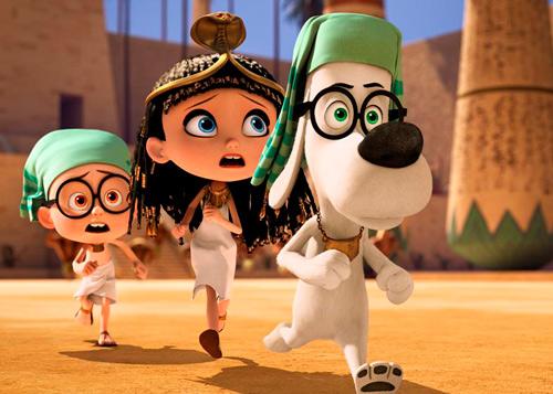 """""""Siêu phẩm"""" Mr. Peabody tung clip ấn tượng - 3"""