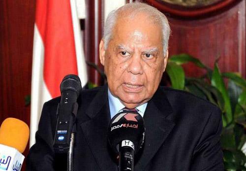 """Ai Cập bất ngờ """"thay máu"""" toàn bộ chính phủ - 1"""