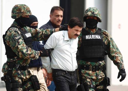 """Trùm ma túy Mexico sẽ ngồi """"siêu nhà tù"""" ở Mỹ? - 1"""