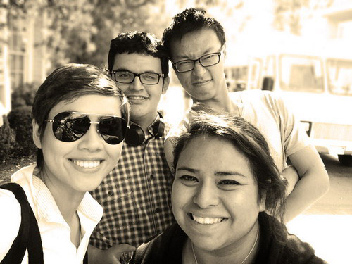 Cuộc sống 3 sao Việt du học ở Mỹ - 8
