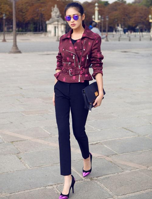 Tạo phong cách quyến rũ cho nữ doanh nhân - 5
